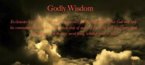 Listen to Ecclesiastes